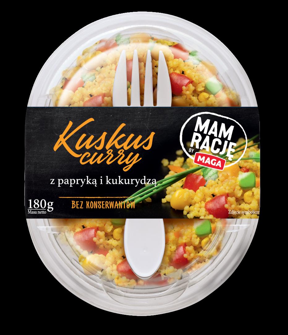 Kuskus curry