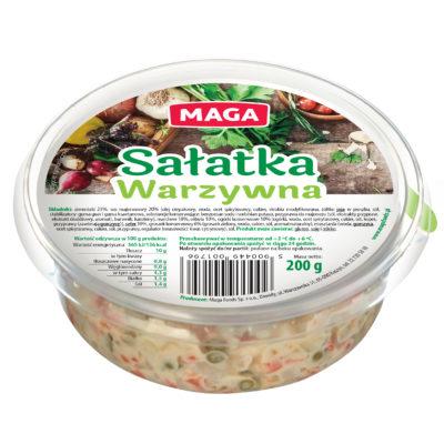 Sałatka warzywna 200 g