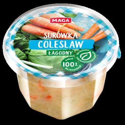 Surówka coleslaw łagodny